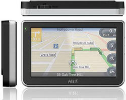 AIRIS T495 GPS EUROPE